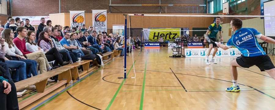 Badminton, 2. Bundesliga