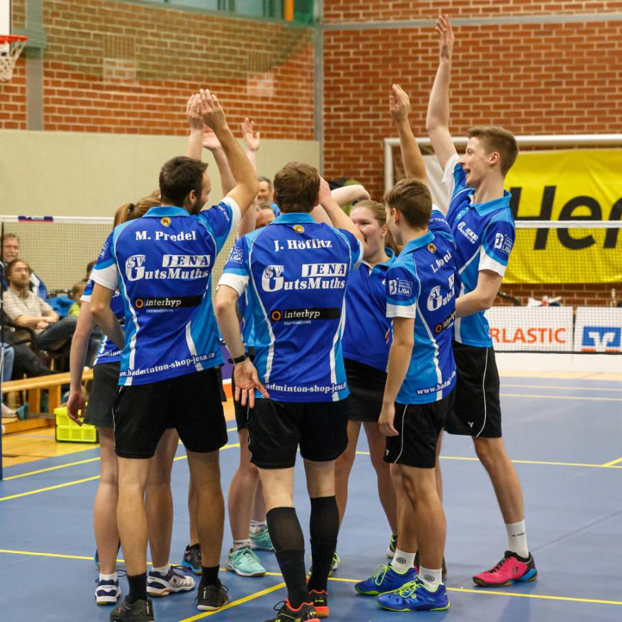 2. BL Badminton Jena
