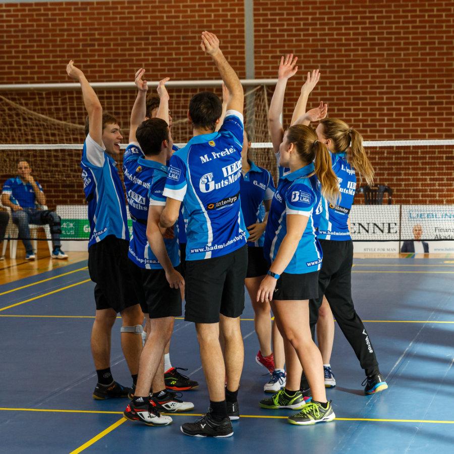 2. BL Badminton SVGutsMuths Jena