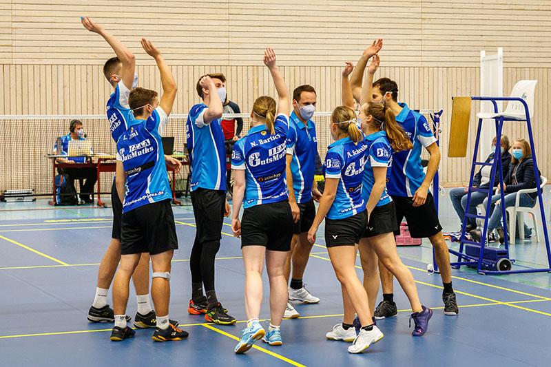1. BL Badminton SV GutsMuths Jena